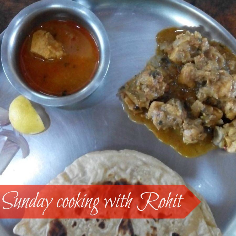 Rohit's Cooking