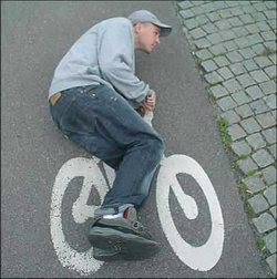 smiješne slike bicikle
