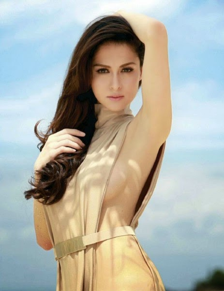 beautiful, exotic, exotic pinay beauties, filipina, hot, marian rivera, pinay, pretty, sexy, swimsuit, FHM, magazine