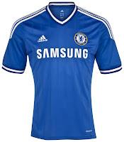 Chelsea New Shirt