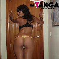 T%C3%ADa+Espa%C3%B1ola+de+18+a%C3%B1os+en+Tanga2 Tía Española de 18 años en Tanga (Galería de Fotos)