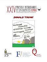 İspanya'da Trump konulu uluslararası sergi 2017