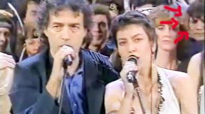 Sanremo 1995 - SABINA GUZZANTI & LA RISERVA INDIANA - Troppo Sole