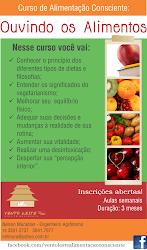 Curso de Alimentação Consciente!