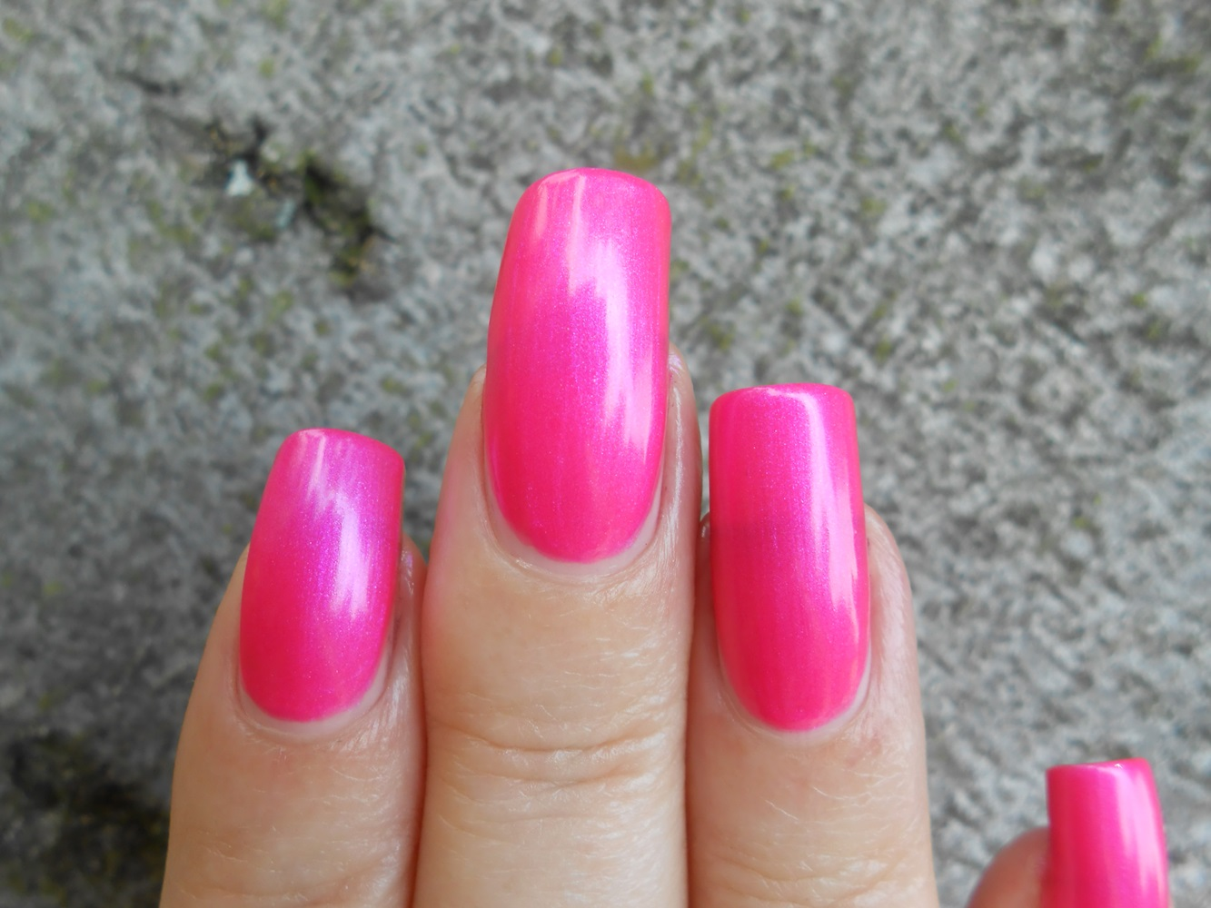 PicturedTinsel: Color Blast by Orly - Wild At Heart