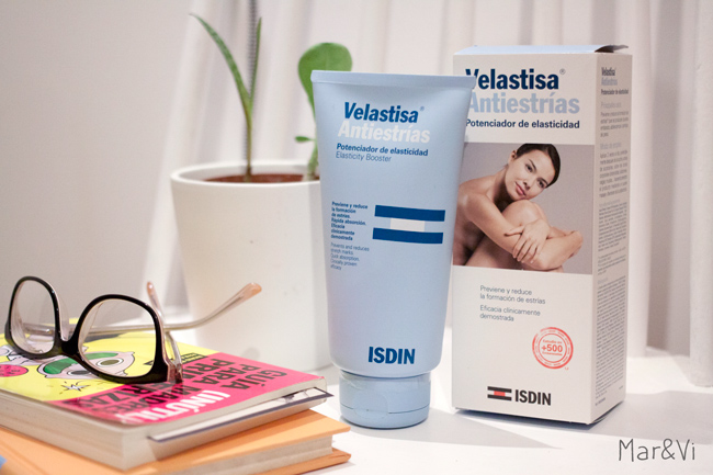 crema antiestrias Velastisa de Isdin