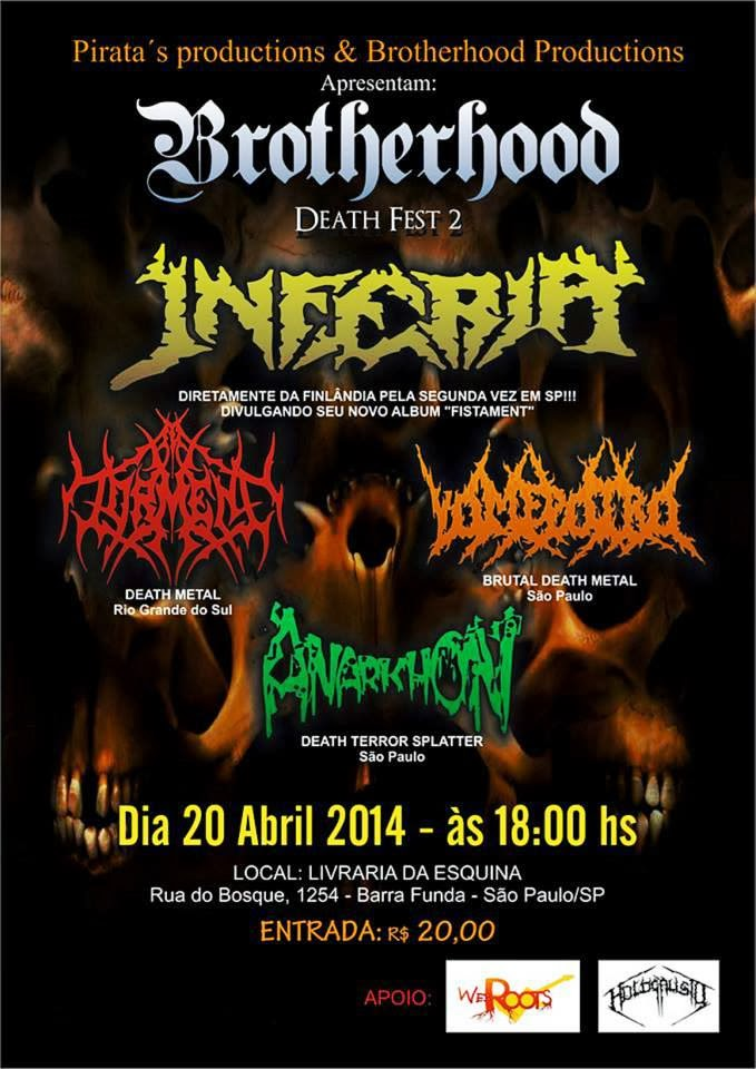 Brotherhood Death fest II