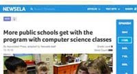Recommended site: Newsela