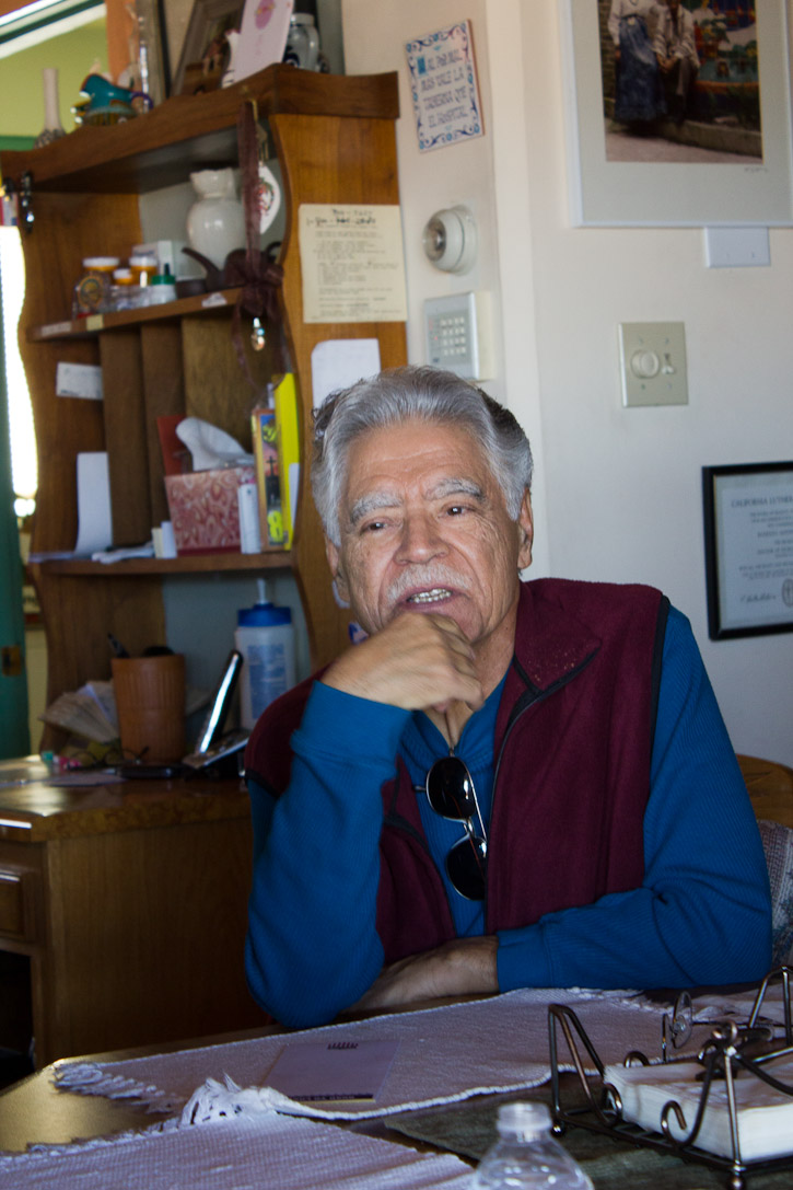 a biography of rudolfo anaya Rudolfo anaya, author of 'bless me, ultima' and the dean of contemporary chicano literature, will receive the national humanities medal from president obama at a white house ceremony next week.