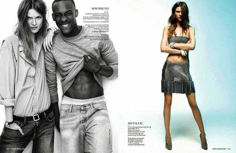 Kasia Struss Vogue Netherlands