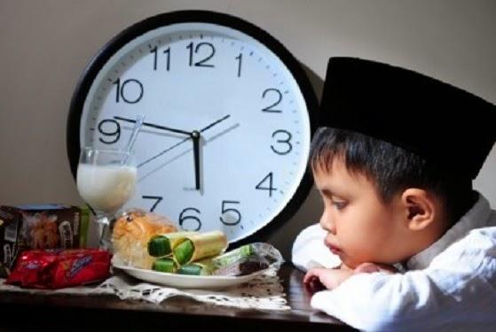 Merespon perintah puasa (ilustrasi Ceramah Ramadhan 2014)
