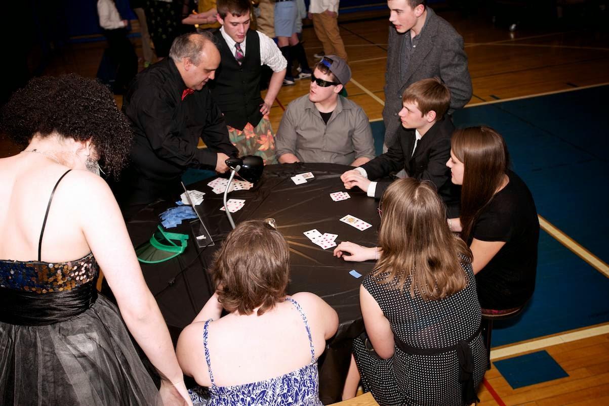 Casino student night