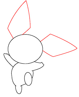 How To Draw Pichu Step 5