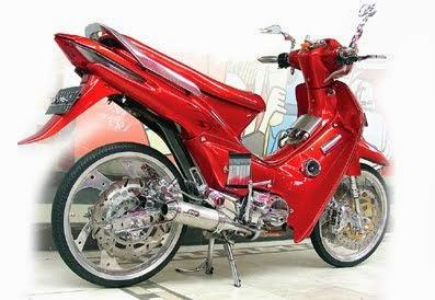 Foto Honda Supra Series Tahun 2014 Model Terbaru Motor Paling Laku