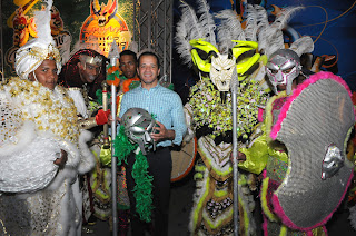 El ASDE Organiza la Quinta Versión del Carnaval de Santo Domingo Este