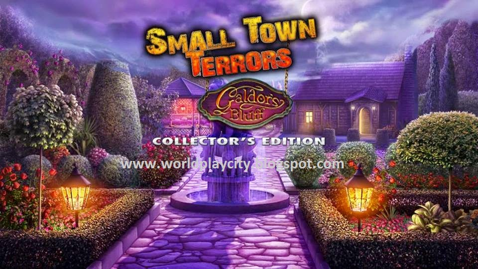 Small Town Terrors 3 - Galdor's Bluff Collector's Edition game Cover