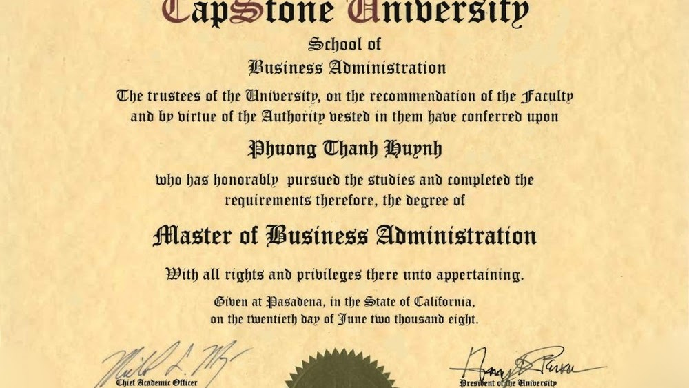 Master Of Business Administration Masters In Business