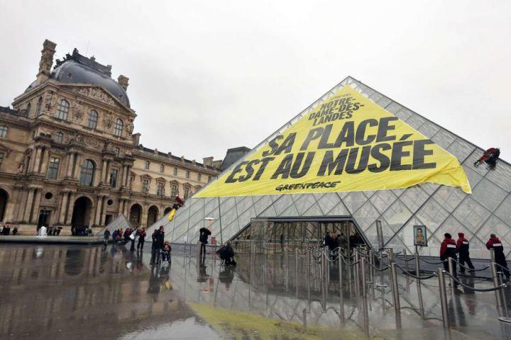 Notre-Dame-Des-Landes - Sa place est au musée