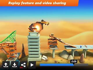 Bridge Constructor Stunts v1.3