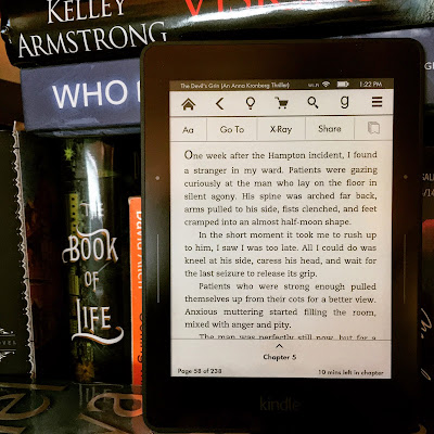 kindle voyage shelfie