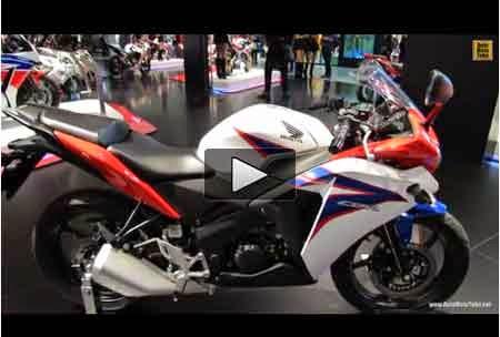 Video Honda CBR125R