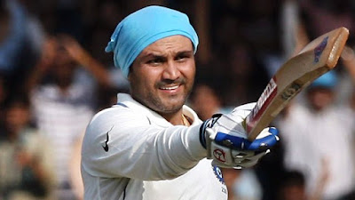Virendra Sehwag-The Interesting Facts