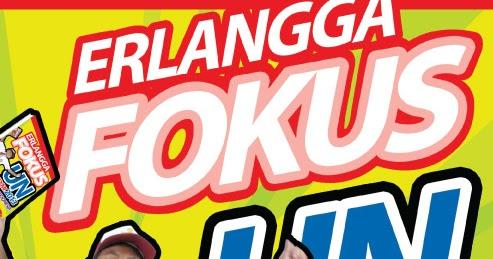 Penerbit Erlangga Erlangga Fokus Un Sd Mi 2013 B Indonesia Segera Terbit