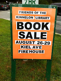 Get Your Books! Kinnelon Library Book Sale August 26-29, 2011