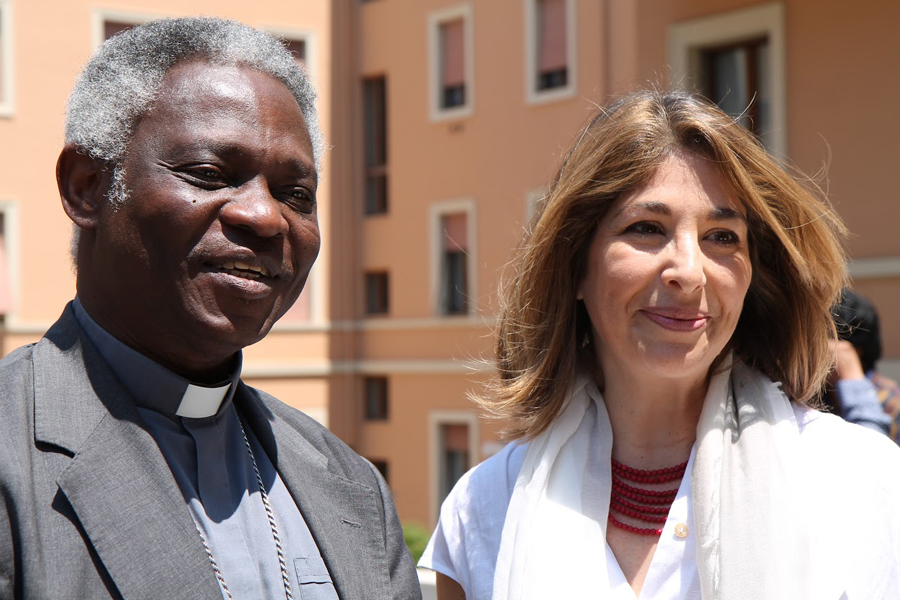July 2: Peter Turkson & Naomi Klein.