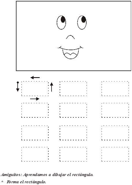 Trabajando En Educación Infantil 10 Fichas Para Identificar El