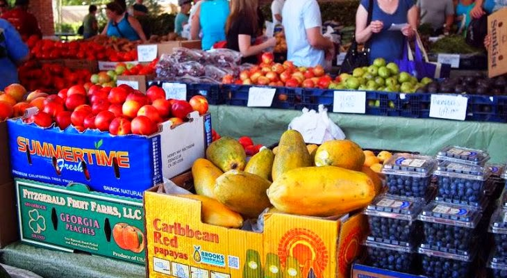 Orlando / Central Florida Farmers Markets - Orlando, Winter Park