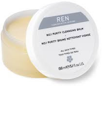 REN Purity Cleansing Balm