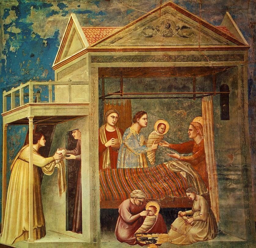 Prière de Noël - Hymne à Marie - Catholique