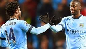 Manchester City vs Newcastle United 5-0 Video Gol