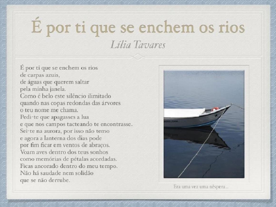© LÍLIA TAVARES