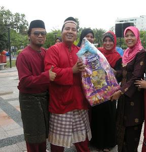 Bersama GM TM Kedah/Perlis & Team