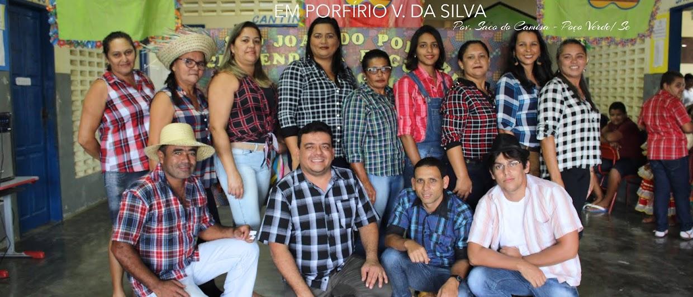 PORFIRIO VIEIRA DA SILVA
