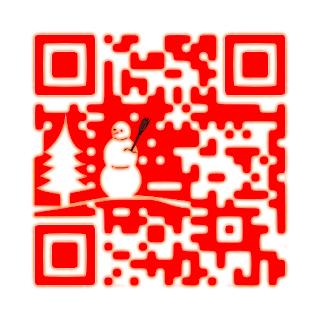 Winter QR Code