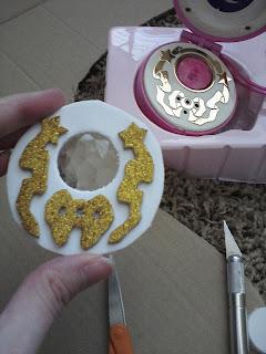 sailor moon crystal brooch compact locket funfoam foamies 2