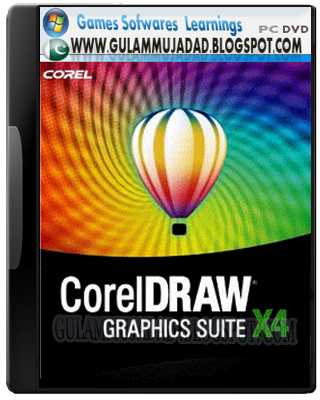 The Best Version Corel Draw x4 You can Download and Use The corel draw