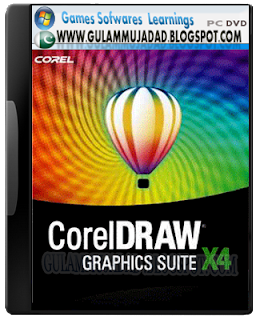 Corel DRAW X4 portable Version