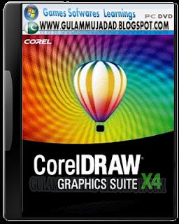 Corel DRAW X4 portable Version