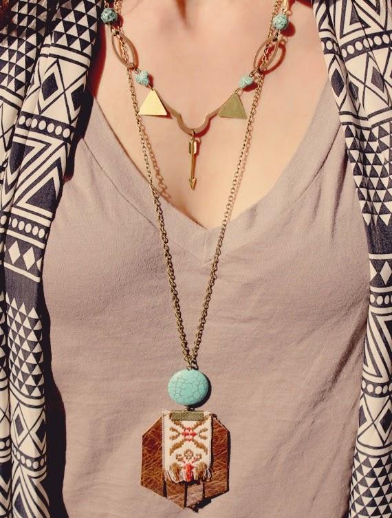 colliers fantaisie femme
