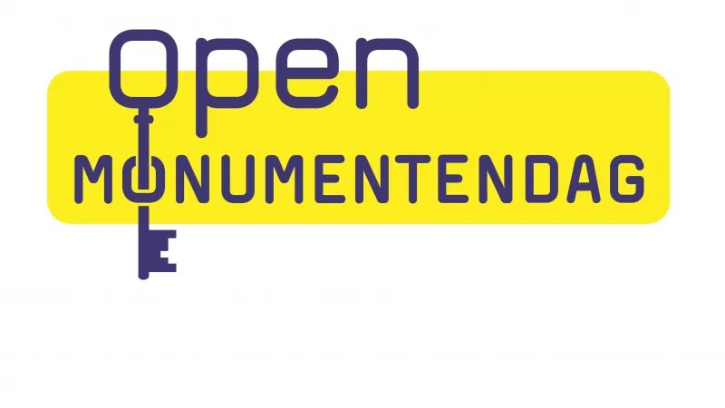 AGENDA: September 14th 2019, Open Monumentendag.