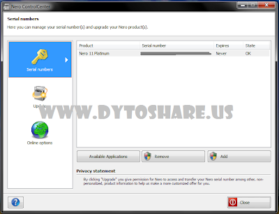 Nero+2 Nero Multimedia Suite 11.2.00900 + Patch + Key