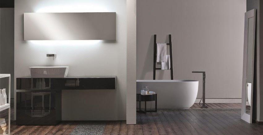 Baños Modernos Lavamanos: Diseños de Baños Ultra Modernos por la Firma Italiana Toscoquattro