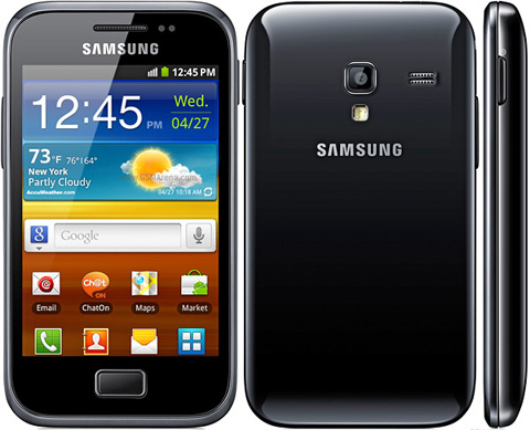 Samsung Galaxy Ace Plus S7500 Price, Specs - Philippines