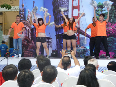 The interesting pictures of cultural festival - international cuisine Da Nang 2013