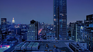 City On Your Desktop