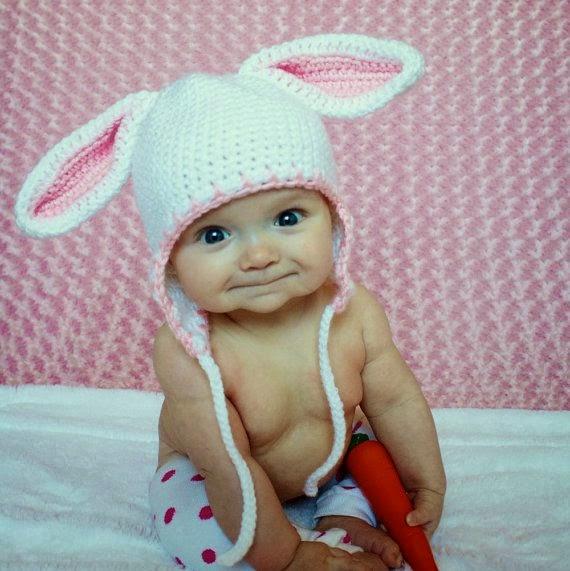 Frohe Ostern Babybild